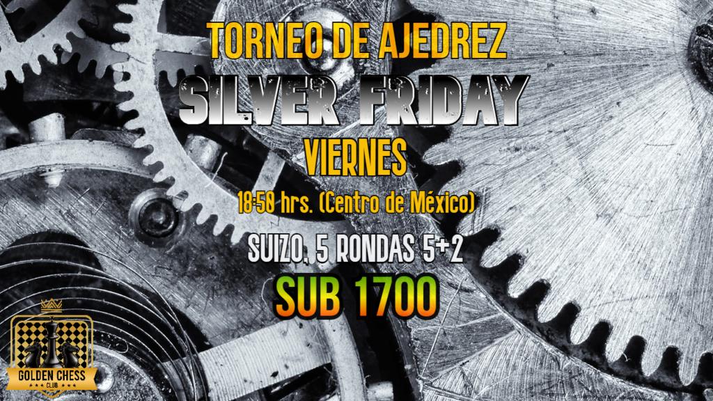 Imagen para el Torneo Silver Friday Sub 1700